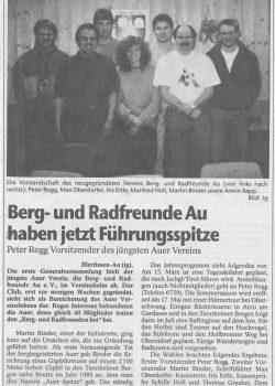 1992-02-19_IZ-Bericht_1te-Vorstandschaft